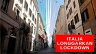 VIDEO: Italia Longgarkan Lockdown Mulai 4 Mei