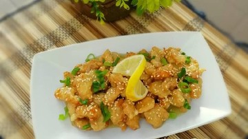 Menu Sahur Resep Ayam Saus Lemon Hidangan Mewah Ala Restoran