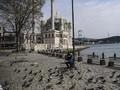 Menatap Dua Benua dari Masjid Sultan di Turki