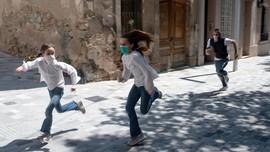 Italia Akan Cabut Kewajiban Memakai Masker