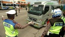 Polisi Loloskan Pemudik Bakal Disanksi Dua Kali Lipat