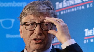 Program Tes Covid-19 Bill Gates Dihentikan Pemerintah AS