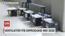 VIDEO: Ventilator ITB Diproduksi Mei 2020