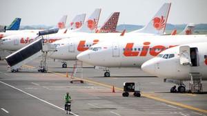Lion Air Setop Terbang Sementara Sampai Akhir Mei 2020