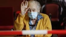 Rahasia Sehat Nenek 105 Tahun yang Sembuh dari Covid-19