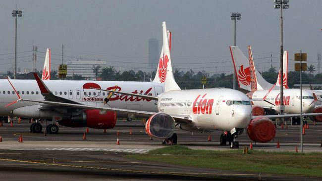 New Normal, Lion Air Terapkan 7 Syarat Terbang ke