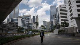 Yang Hancur Lebur dan Menjulang Dihantam Corona Jakarta