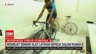 VIDEO: Membuat Sendiri Alat Latihan Sepeda Dalam Rumah