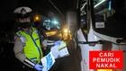 VIDEO: Polisi Periksa Mobil Boks Cari Pemudik Nakal