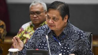 Airlangga Klaim Omnibus Law Beri Karpet Merah UMKM Bentuk PT