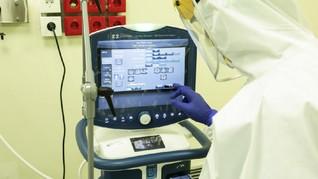 Dokter: Donasi CT Corp Juga untuk Lindungi Petugas Medis