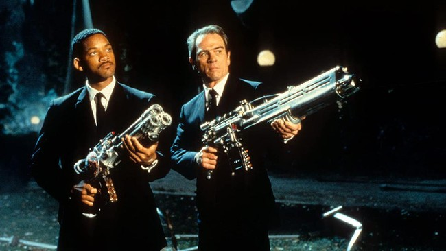Sinopsis Men in Black III di Sahur in the Movies Trans TV