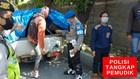 VIDEO: 8 Pemudik Sembunyi Dalam Pick UP Diamankan