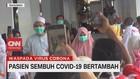 VIDEO: Pasien Sembuh Covid-19 Bertambah