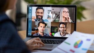 Berlebihan Meeting Online Pengaruhi Kesehatan Mental