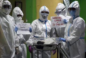 Lockdown Dibuka: Selain RI, Filipina Pecah Rekor Kasus Covid