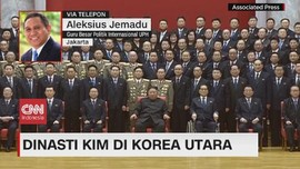VIDEO: Mengenal Dinasti Kim di Korea Utara
