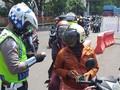 Warga Palembang Tak Pakai Masker Disanksi Isolasi 24 Jam