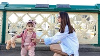 <p>Putri pertama Acha Septriasa ini lahir di Australia. Brie sekarang baru berusia 2 tahun. (Foto: Instagram @septriasaacha)</p>