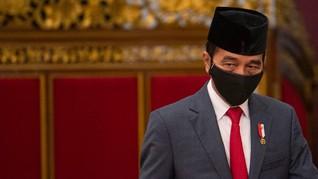 Lagi, Jokowi Peringatkan Jajarannya Segera Kucurkan Bansos