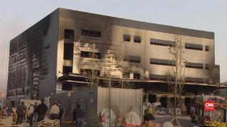 VIDEO: 38 Orang Tewas dalam Kebakaran Gudang Korea Selatan