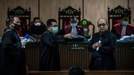 Jaksa Akan Tanggapi Pembelaan Terdakwa Kasus Novel Hari Ini