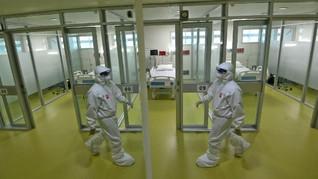 RS Swasta: Kemenkes Sudah Cairkan 50 Persen Klaim Corona
