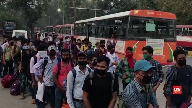mahasiswa india terjebak dipulangkan