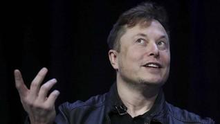 Saham Tesla Meroket, Elon Musk Jadi Orang Terkaya ke-4 Dunia