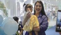 <p>Sedah Mirah Nasution adalah putri semata wayang Kahiyang Ayu dan Bobby Nasution yang lahir pada 1 Agustus 2018. (Foto: Instagram @ayanggkahiyang)</p>