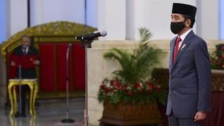Jokowi Lantik 20 Dubes, Termasuk Suryopratomo untuk Singapura