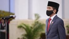 Jokowi Lantik 12 Duta Besar Indonesia untuk Negara Sahabat