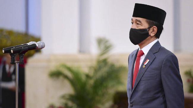 Presiden Jokowi hari ini, Senin (26/10) melantik 12 duta besar Indonesia yang bakal ditugaskan di negara sahabat.
