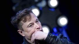 Elon Musk Jelaskan Arti Nama Unik Anaknya