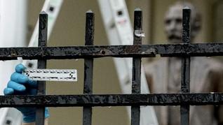 Kedutaan Kuba di AS Diberondong Puluhan Tembakan