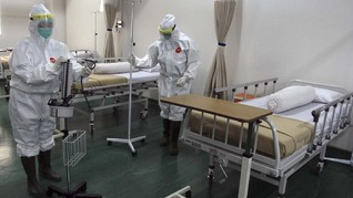 Dua Dokter dan Tiga Perawat RSU Daya Makassar Positif Corona