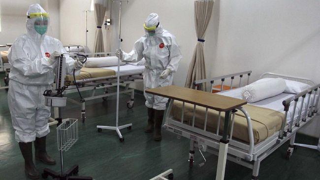 Pemkot Semarang membatasi pasien Covid-19 rujukan dari luar kota lantaran ketersediaan tempat tidur yang makin menipis.