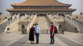 China Pasrahkan Laju Ekonomi, Ketidakpastian Corona Meningkat