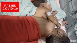 VIDEO: RSCM Rawat Bayi Kembar Siam Tertular Covid-19