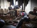 FOTO: Derita Pengemis Migran ketika Afrika Selatan Lockdown