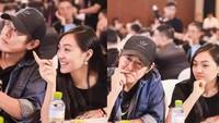 <p>Jane Li juga turut memberikan ucapan ulang tahun untuk sang ayah, Jet Li. Ia berharap suatu saat bisa menjadi sosok yang bijaksana, baik, dan kuat seperti sang ayah. (Foto: Instagram)</p>