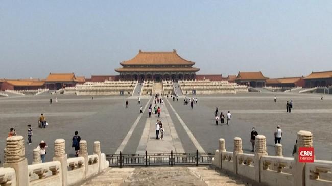 VIDEO: Kota Terlarang China Kembali Dibuka Setelah Lockdown