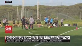 VIDEO: Liga Primer Inggris & Seria A Italia Lanjutkan Musim