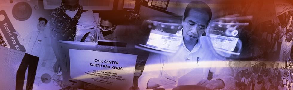 Tong Kosong Prakerja Jokowi