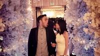 <p>Pernikahannya dengan Novia pun ditunda karena Michael ingin fokus menangani pasien Corona. (Foto: Instagram @miknov.id)</p>