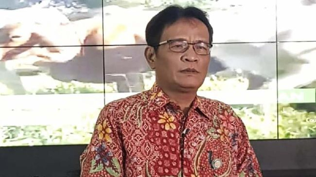 Direktur Jenderal Peternakan dan Kesehatan Hewan (Dirjen PKH), I Ketut Diarmita