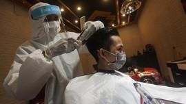 Protokol Kesehatan Salon dan Barbershop di Masa New Normal