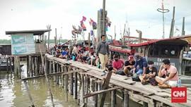 27 TKI Ilegal Diamankan di Sumatera Utara