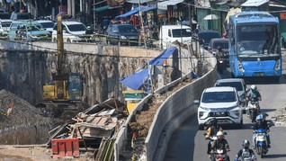 Uji Coba Underpass Senen Extension Berakhir Selasa Besok