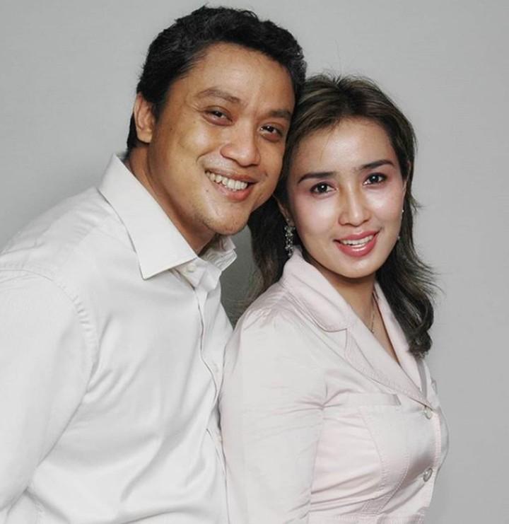 Dede Yusuf dan istri, Sendy